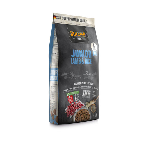 Belcando Junior Lamb & Rice, 1 kg